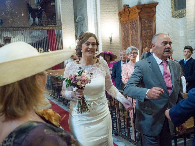 La boda de Roberto y Tamara en La Rinconada, Sevilla 32