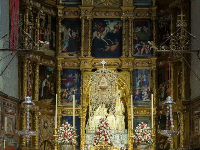 La boda de Roberto y Tamara en La Rinconada, Sevilla 34