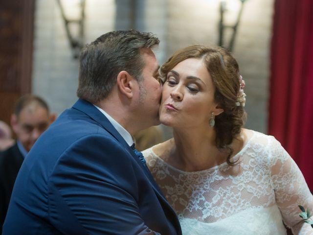 La boda de Roberto y Tamara en La Rinconada, Sevilla 41