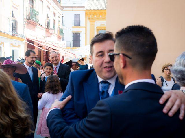 La boda de Roberto y Tamara en La Rinconada, Sevilla 46