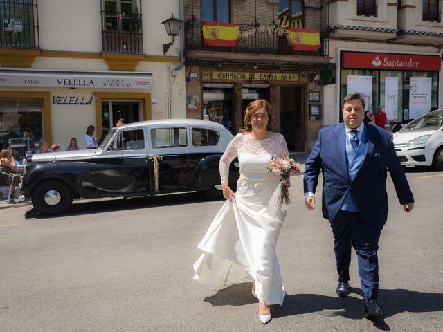 La boda de Roberto y Tamara en La Rinconada, Sevilla 48