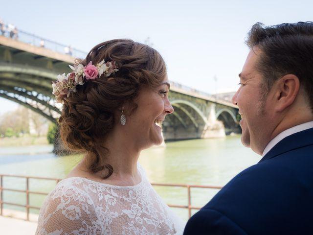 La boda de Roberto y Tamara en La Rinconada, Sevilla 50