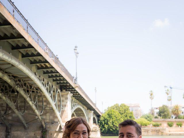 La boda de Roberto y Tamara en La Rinconada, Sevilla 52
