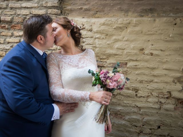 La boda de Roberto y Tamara en La Rinconada, Sevilla 2
