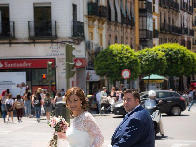 La boda de Roberto y Tamara en La Rinconada, Sevilla 62