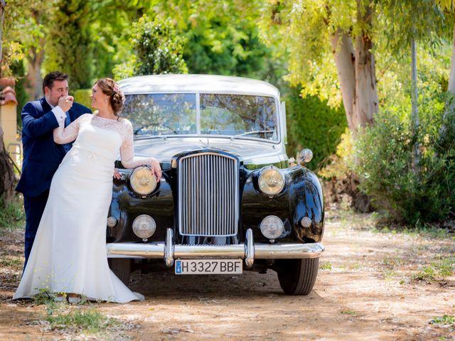 La boda de Roberto y Tamara en La Rinconada, Sevilla 66