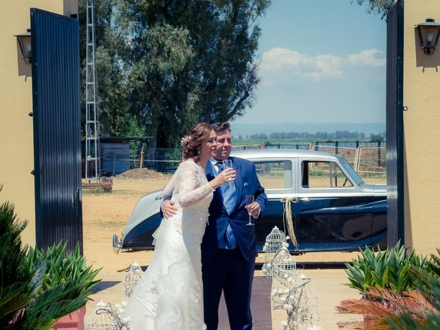 La boda de Roberto y Tamara en La Rinconada, Sevilla 73