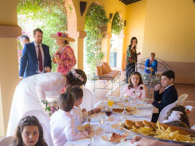 La boda de Roberto y Tamara en La Rinconada, Sevilla 75