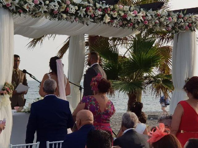 La boda de Fali y Cintia en Nerja, Málaga 1