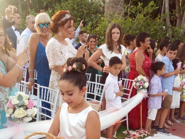 La boda de Fali y Cintia en Nerja, Málaga 9