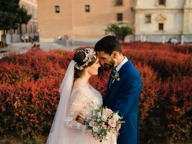 La boda de José Manuel y Maite en Alcalá De Henares, Madrid 62