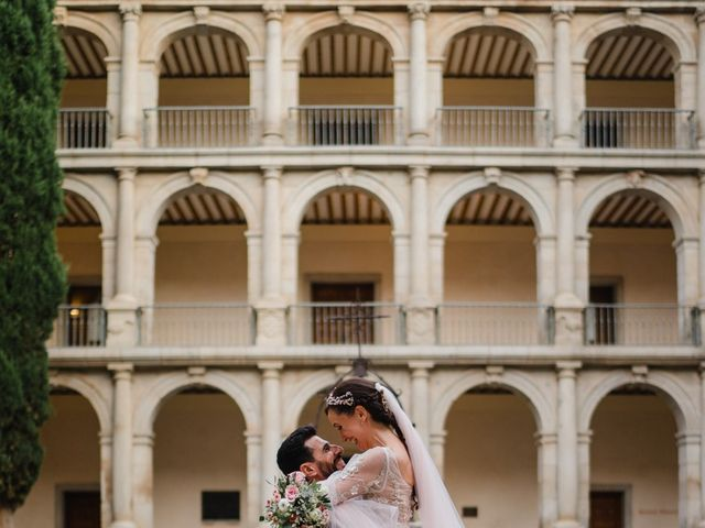 La boda de José Manuel y Maite en Alcalá De Henares, Madrid 72