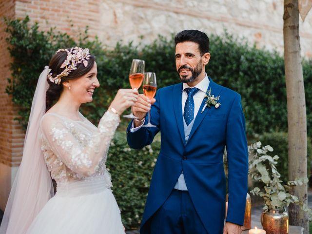 La boda de Maite y José Manuel