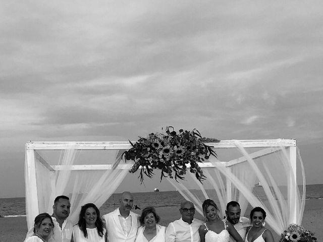 La boda de Edu y Silvia en El Saler, Valencia 1