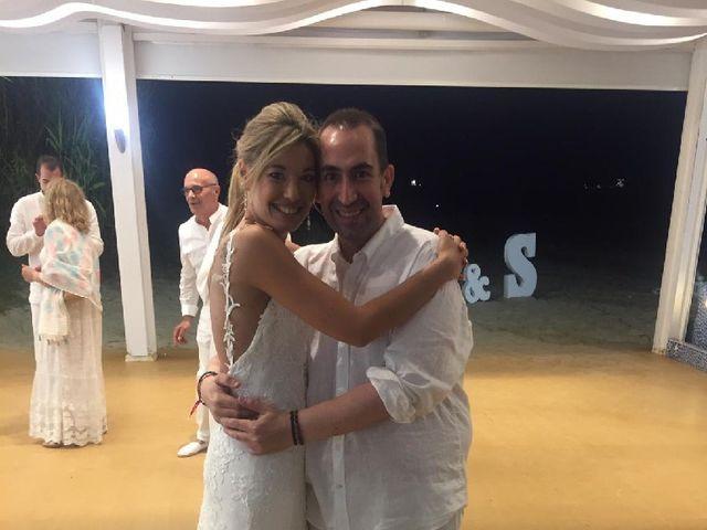 La boda de Edu y Silvia en El Saler, Valencia 3
