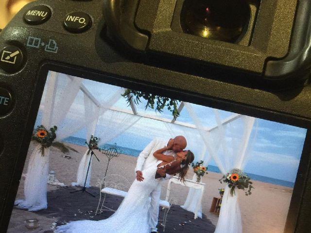 La boda de Edu y Silvia en El Saler, Valencia 2