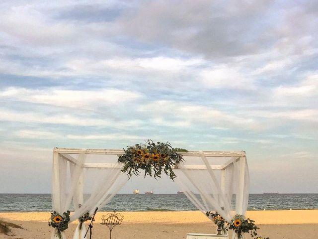 La boda de Edu y Silvia en El Saler, Valencia 4