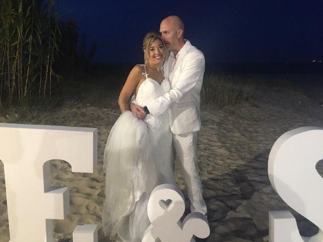 La boda de Edu y Silvia en El Saler, Valencia 5