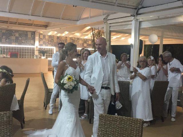La boda de Edu y Silvia en El Saler, Valencia 6