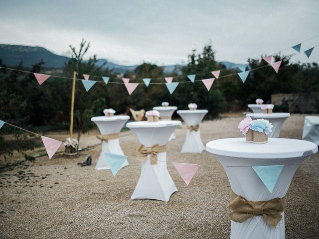 La boda de Miguel y Naarah en Alforja, Tarragona 6