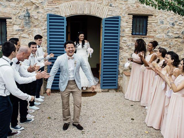 La boda de Miguel y Naarah en Alforja, Tarragona 24