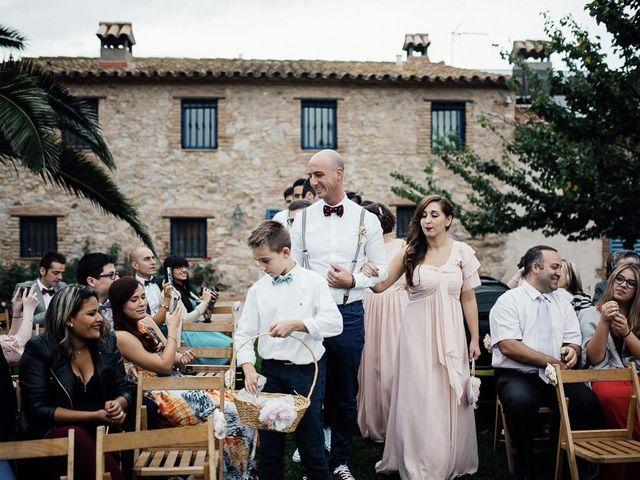 La boda de Miguel y Naarah en Alforja, Tarragona 29