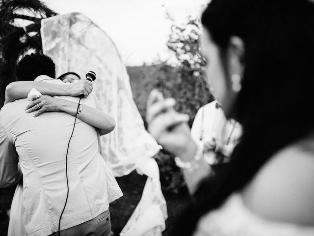 La boda de Miguel y Naarah en Alforja, Tarragona 39