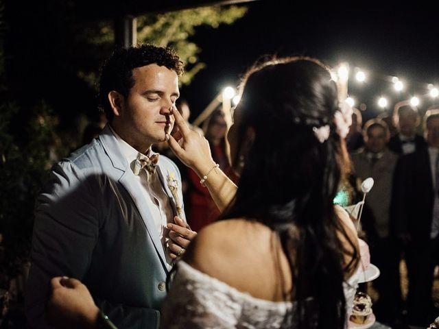 La boda de Miguel y Naarah en Alforja, Tarragona 50