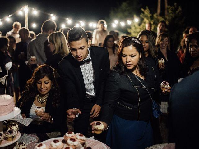 La boda de Miguel y Naarah en Alforja, Tarragona 51