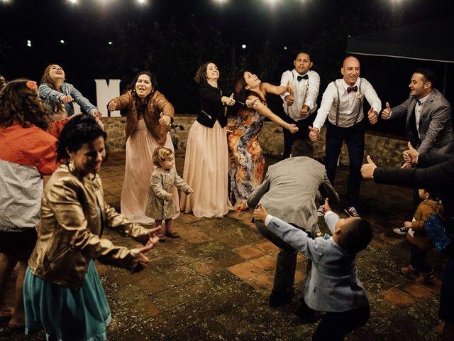 La boda de Miguel y Naarah en Alforja, Tarragona 52