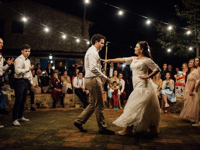 La boda de Miguel y Naarah en Alforja, Tarragona 57