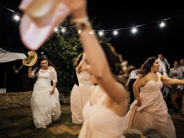 La boda de Miguel y Naarah en Alforja, Tarragona 59