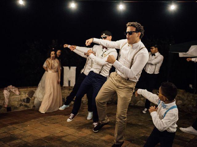 La boda de Miguel y Naarah en Alforja, Tarragona 60