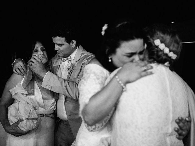 La boda de Miguel y Naarah en Alforja, Tarragona 63