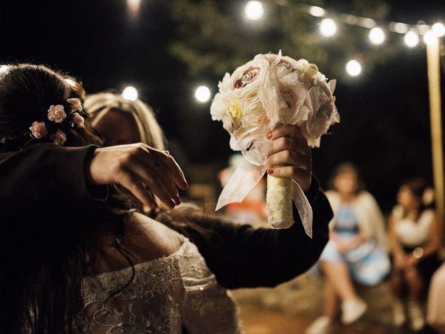 La boda de Miguel y Naarah en Alforja, Tarragona 65