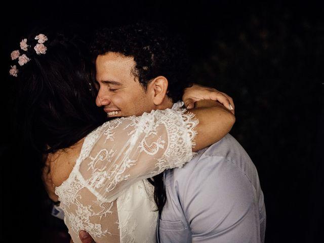 La boda de Miguel y Naarah en Alforja, Tarragona 2