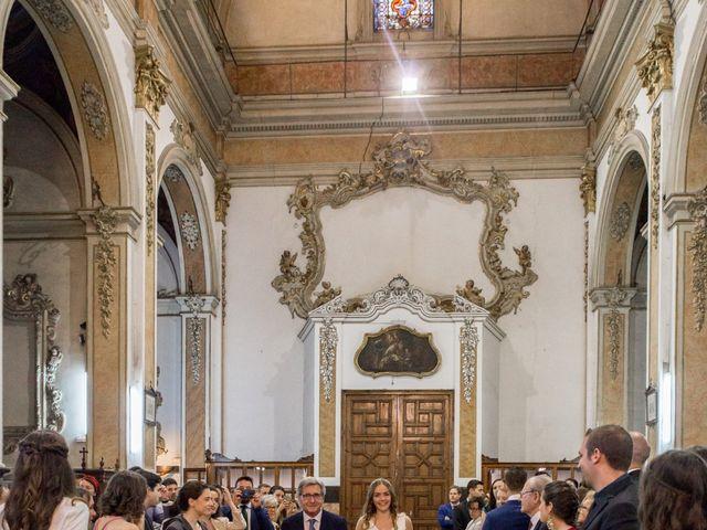 La boda de Tomás y Sheila en Chiva, Valencia 3