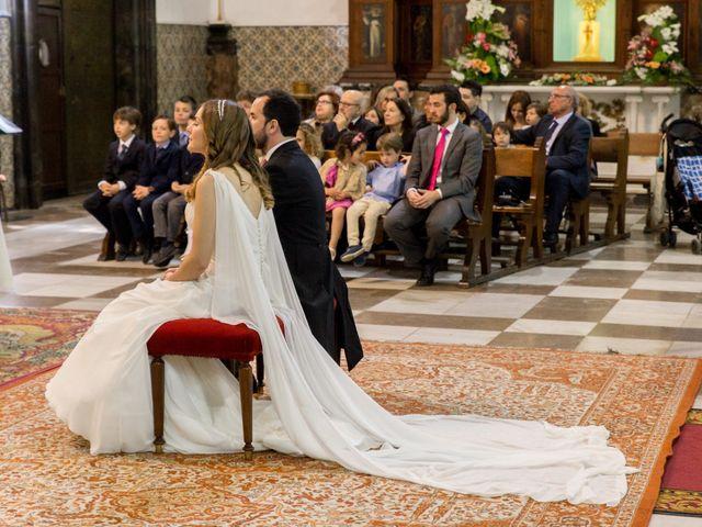 La boda de Tomás y Sheila en Chiva, Valencia 2