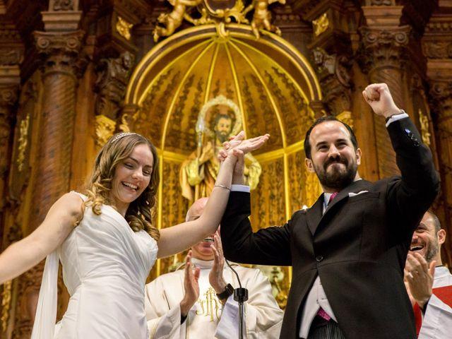 La boda de Tomás y Sheila en Chiva, Valencia 12
