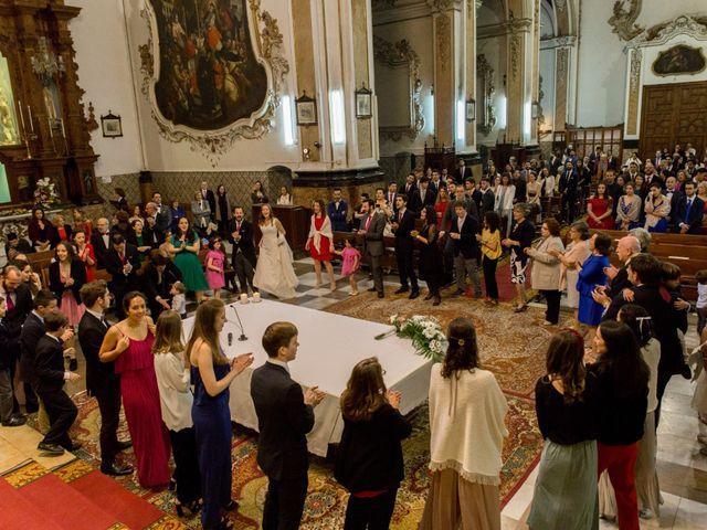 La boda de Tomás y Sheila en Chiva, Valencia 14