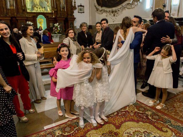 La boda de Tomás y Sheila en Chiva, Valencia 15