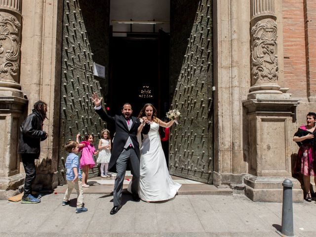 La boda de Tomás y Sheila en Chiva, Valencia 16