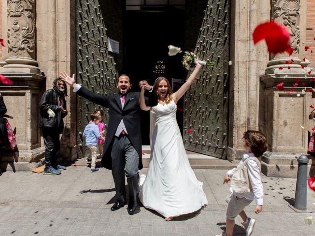 La boda de Tomás y Sheila en Chiva, Valencia 17