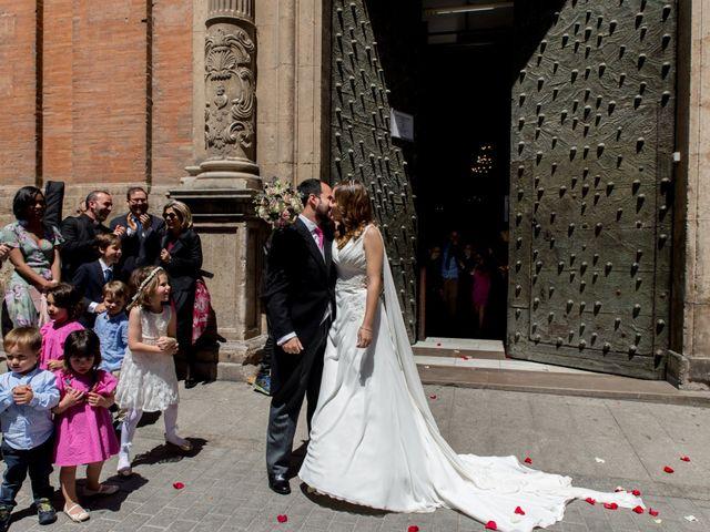 La boda de Tomás y Sheila en Chiva, Valencia 18