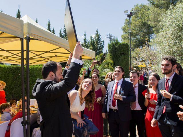 La boda de Tomás y Sheila en Chiva, Valencia 23