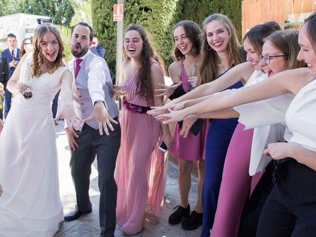 La boda de Tomás y Sheila en Chiva, Valencia 24