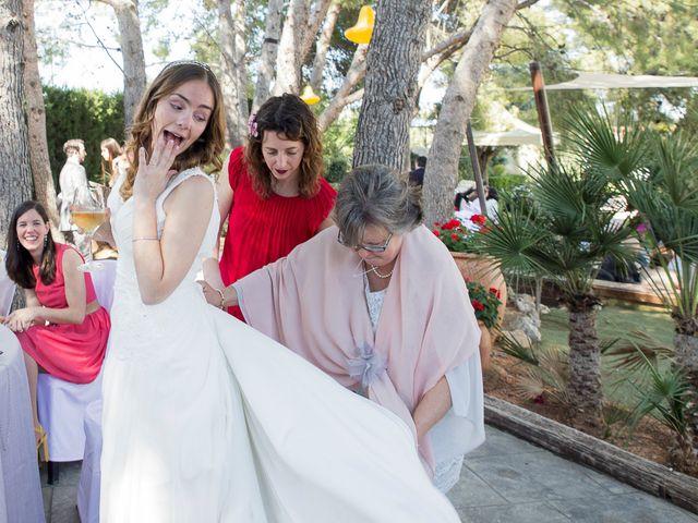La boda de Tomás y Sheila en Chiva, Valencia 26