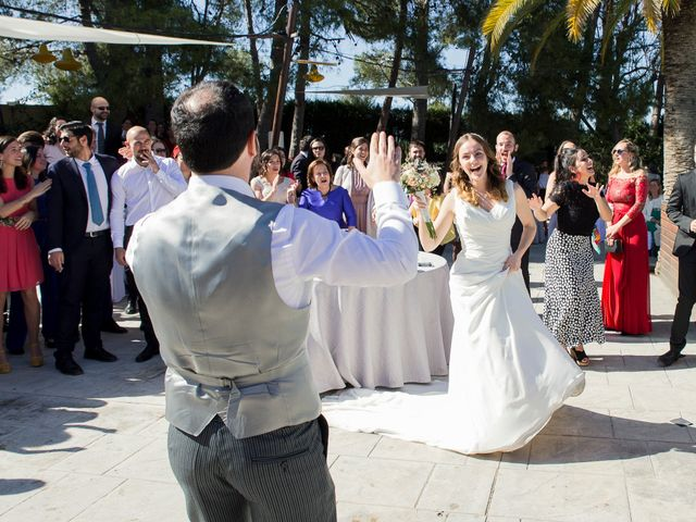 La boda de Tomás y Sheila en Chiva, Valencia 29