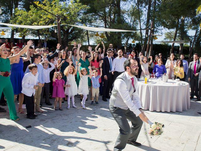 La boda de Tomás y Sheila en Chiva, Valencia 30