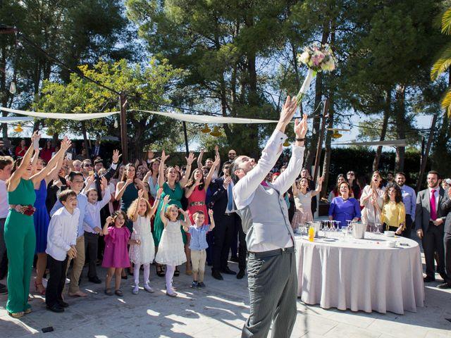 La boda de Tomás y Sheila en Chiva, Valencia 31
